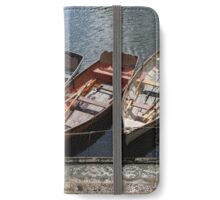 Rowing Boats iPhone Wallet/Case/Skin