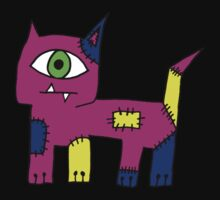 Ugly Cat by Kayleigh Walmsley