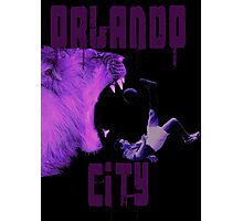 Orlando City Soccer Photographic Print