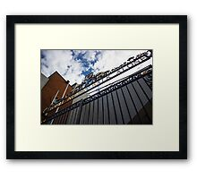 Shankly Gates - Liverpool FC - Anfield Framed Print