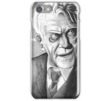 Boris Karloff, Classic Gentleman iPhone Case/Skin