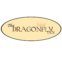 The Dragonfly Inn Photographic Print