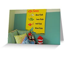 One Fish, Two Fish........    ^ Greeting Card