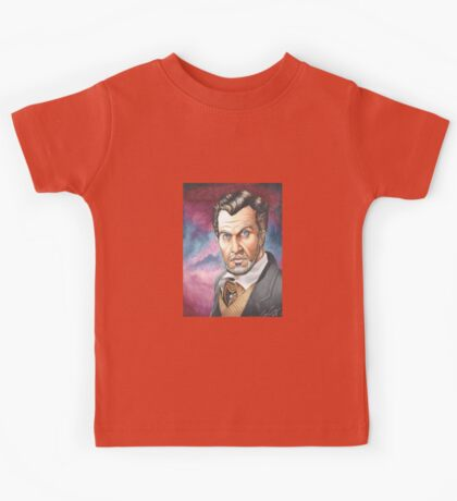 Vincent Price, The Master of Horror Kids Tee