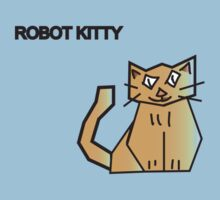 ROBOT KITTY MEOW !!! by Kgphotographics