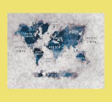 world map 13 Baby Tee