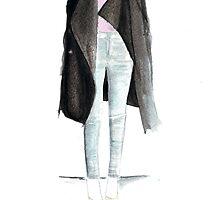 In Her Torn Jeans by FallintoLondon