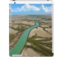 Remote Cape York river iPad Case/Skin