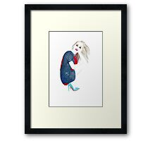 Those Louboutin Pigalle Pumps Framed Print