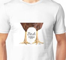 Fresh Eggs Unisex T-Shirt