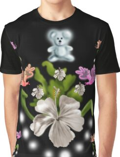 Freshness Of Flowers  Graphic T-Shirt