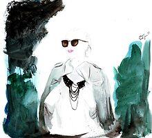 What ELLE Wears - Natasha by FallintoLondon