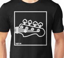 Bass Headstock Unisex T-Shirt