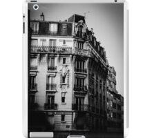 Paris apartments iPad Case/Skin