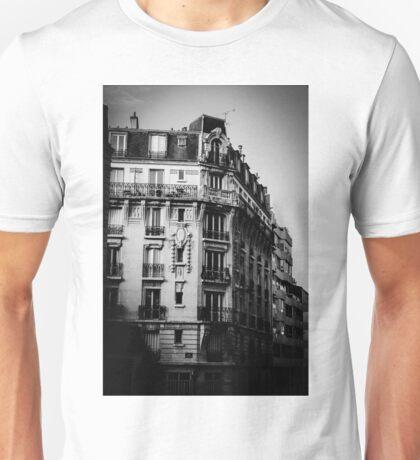 Paris apartments Unisex T-Shirt