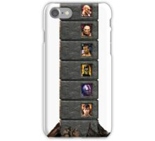 Mortal Kombat Trilogy Tower  iPhone Case/Skin