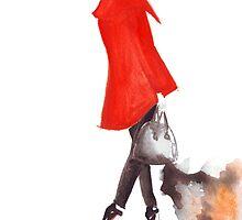 Walking in Paris by FallintoLondon