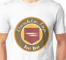 Double tap root beer Unisex T-Shirt