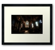 High Kirk of Edinburgh Framed Print