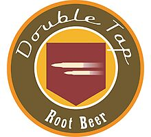 Double tap root beer Photographic Print