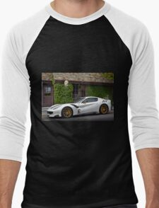 Ferrari F12 TDF Men's Baseball ¾ T-Shirt