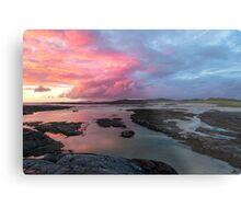 Sunset at Sanna Bay Metal Print