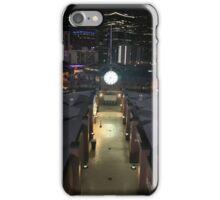 Denver in the night iPhone Case/Skin