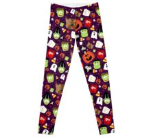 Happy Haunting Leggings