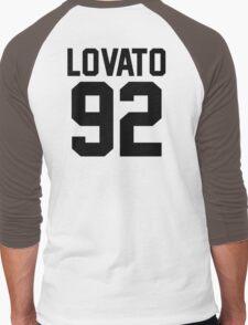 #DEMILOVATO Men's Baseball ¾ T-Shirt