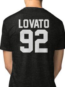 #DEMILOVATO Tri-blend T-Shirt