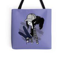 Marceline Hipster - Adventure time Tote Bag