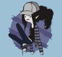 Marceline Hipster - Adventure time Kids Clothes