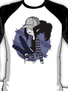 Marceline Hipster - Adventure time T-Shirt