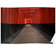 Fushimi Inari Taisha - 伏見稲荷大社 Poster