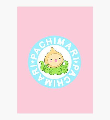Pachimari (pink) Photographic Print