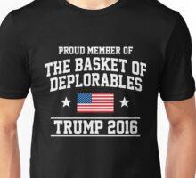 Proud Member of the Basket of Deplorable Unisex T-Shirt
