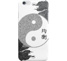Ying Yang - Equlibrium iPhone Case/Skin