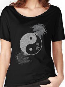 Ying Yang - Equlibrium Women's Relaxed Fit T-Shirt