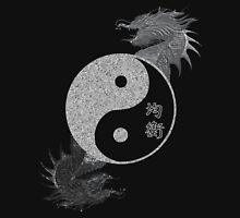 Ying Yang - Equlibrium Unisex T-Shirt