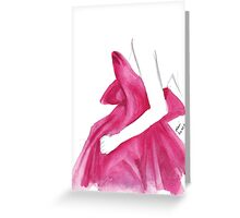 Marchesa Greeting Card