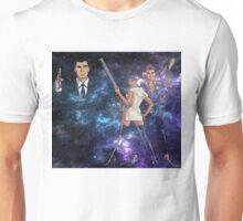 Archer - Galaxy Mix Unisex T-Shirt