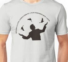 Intergalatic Association of Avian Performance Arts Unisex T-Shirt