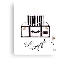 Bon Voyage! Canvas Print