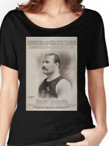 Performing Arts Posters Roeber and Crane Bros Vaudeville Athletic Co 0363 Women's Relaxed Fit T-Shirt
