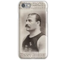 Performing Arts Posters Roeber and Crane Bros Vaudeville Athletic Co 0363 iPhone Case/Skin