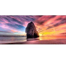 The Rock Photographic Print
