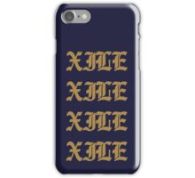 XILE Season 1 iPhone Case/Skin