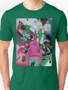 Pink Dude Shirt Unisex T-Shirt