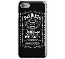 Jack Daniels iPhone Case/Skin
