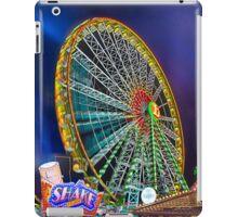 The Ferris Wheel iPad Case/Skin